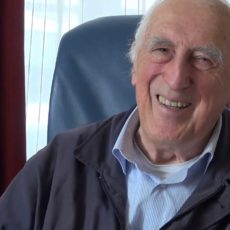 Jean Vanier Congratulates L'Arche London on Grand Opening and 20th Anniversary
